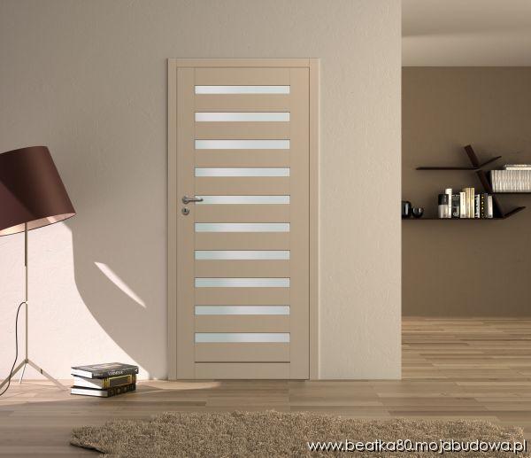 Drzwi panele